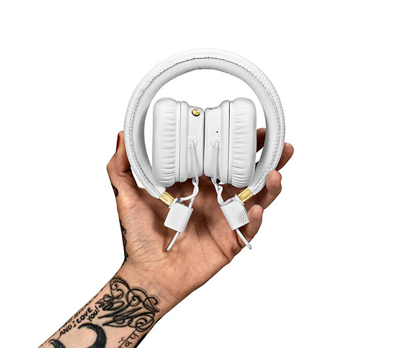 Наушники Marshall Headphones Major II Bluetooth White (4091794) d9e4bc0032fc5
