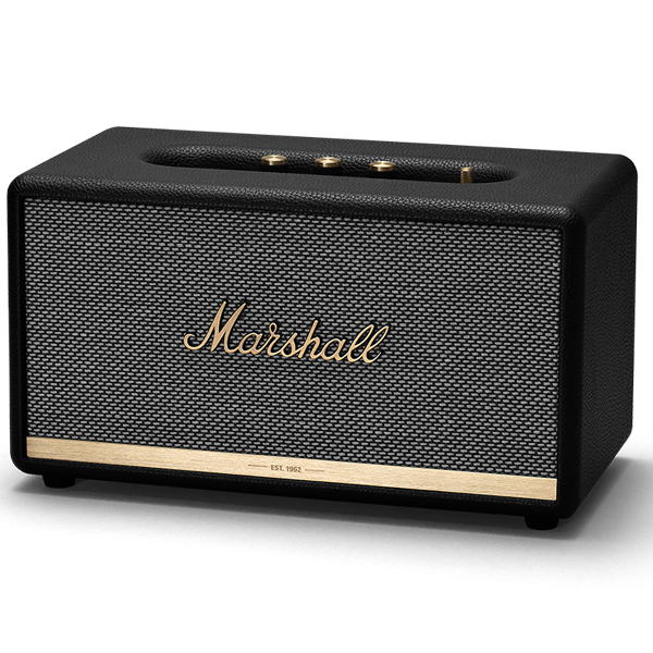 Акустическая система - Marshall Louder Speaker Stanmore II Bluetooth - Black (1001902)