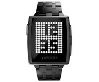 Pebble Steel Black Matte