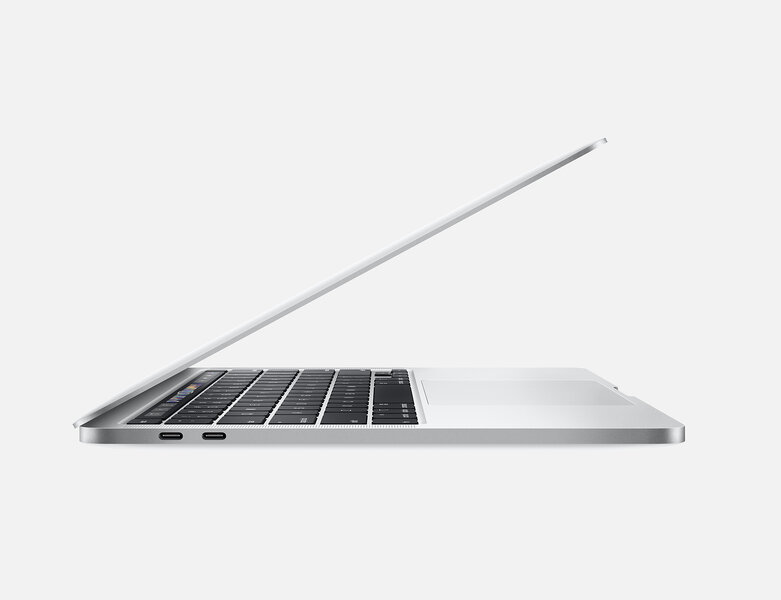 MacBook Pro 13 Retina Silver 512GB (MXK72) 2020