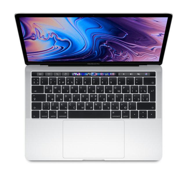 MacBook Pro 13 Retina Silver 128GB (MUHQ2) 2019