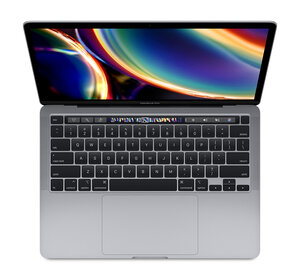 MacBook Pro 13 Retina Space Gray 512GB (MWP42) 2020