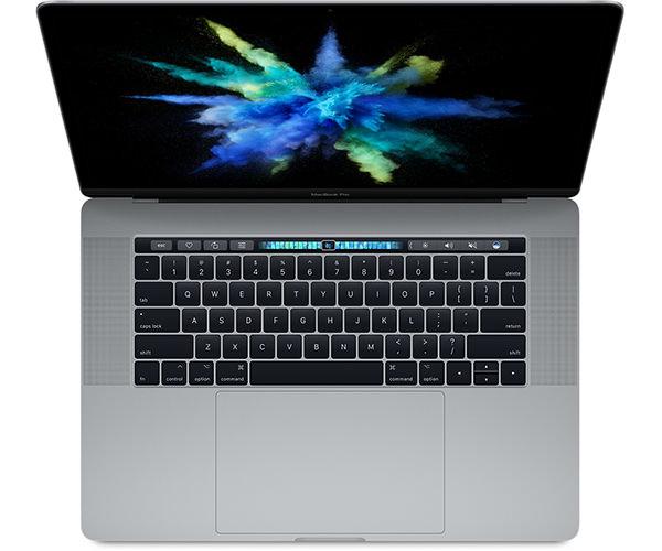 "MacBook Pro 15"" Retina Space Gray (MPTR2) 256GB 2017"
