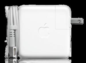 Сетевое зарядное устройство - Apple 85W MagSafe Power Adapter (MC556) - фото 1