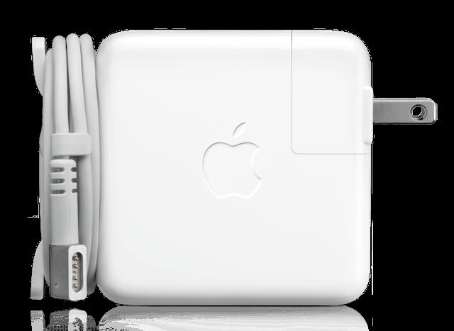 Сетевое зарядное устройство - Apple 85W MagSafe Power Adapter (MC556)