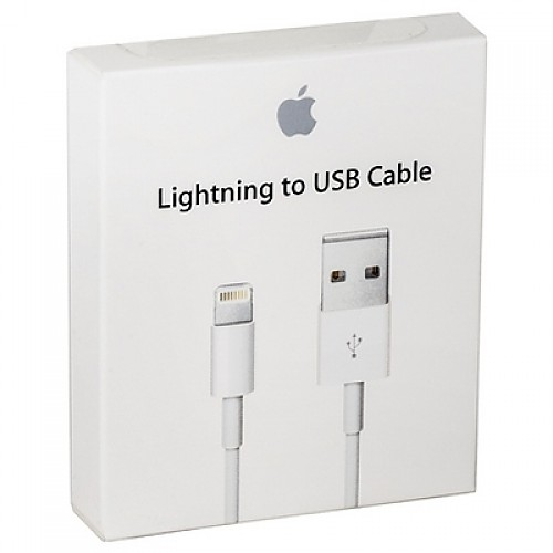 Кабель Apple Lightning to USB (1.0m) (MD818)