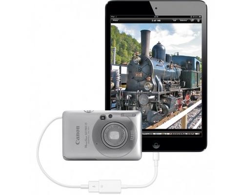 Адаптер Apple Lightning to USB Camera (MD821)