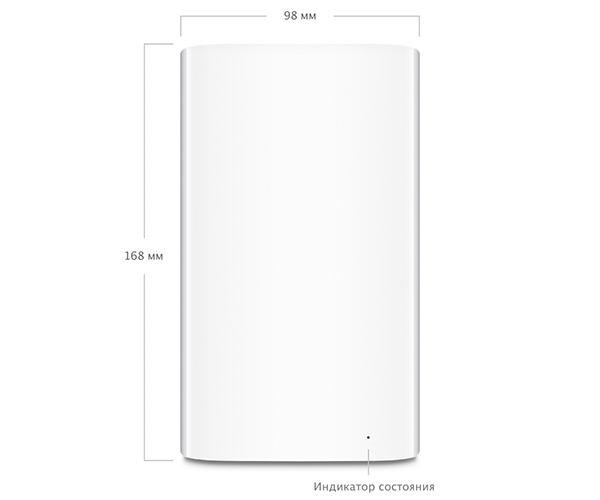 Беспроводной маршрутизатор Apple AirPort Extreme (ME918)