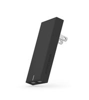 Сетевое зарядное устройство Native Union Smart Charger 2-Port USB Fabric Slate (SMART-2-GRY-FB-INT)