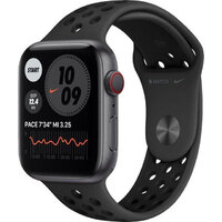 Apple Watch Nike Series 6 LTE 44mm Space Gray Aluminium Case with Anthracite/Black Sport B (MG2J3)