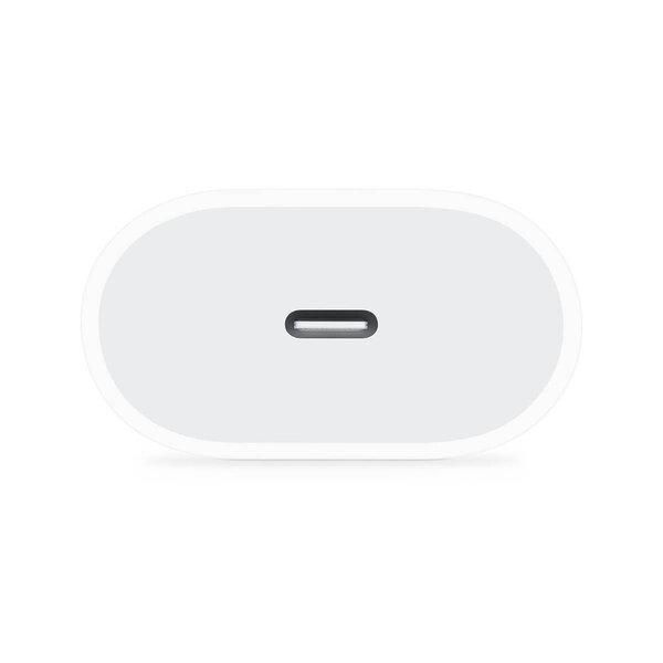 Зарядное устройство Apple USB-C Power Adapter 20W (MHJE3)