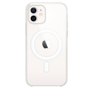 Чехол для iPhone 12/12 Pro Apple Clear Case with MagSafe (MHLM3) - фото 3