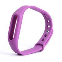 Ремешок для фитнес-браслета Xiaomi MiBand (Violet)