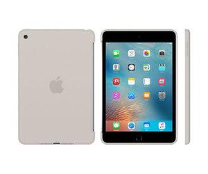 Чехол-накладка для iPad mini 4 - Apple Silicone Case - Stone (MKLP2) - фото 2