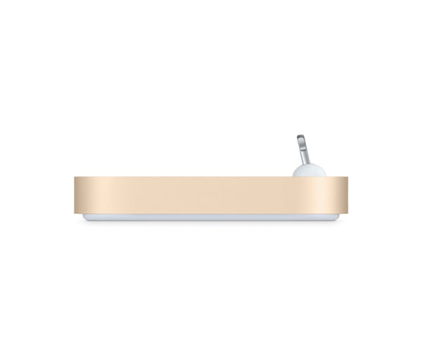 Док-станция - Apple Lightning Dock - Gold (ML8K2)
