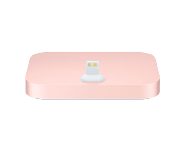 Док-станция - Apple Lightning Dock - Rose Gold (ML8L2)