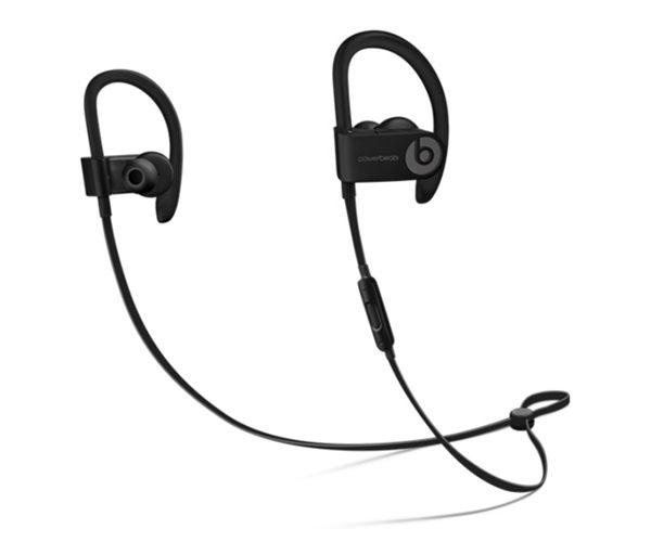 Беспроводные наушники Beats Powerbeats3 Wireless Earphones - Black (ML8V2)