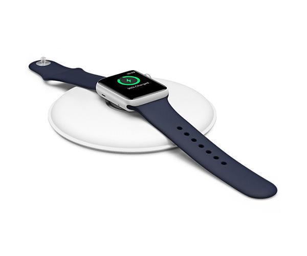 Док-станция для зарядки Apple Watch Magnetic Charging Dock с магнитным креплением (MLDW2)