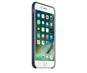 Чехол-накладка для iPhone 7 Plus/8 Plus - Apple Silicone Case - Midnight Blue (MMQU2) - фото 1