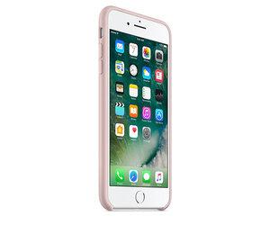 Чехол-накладка для iPhone 7 Plus/8 Plus - Apple Silicone Case - Pink Sand (MMT02) - фото 1