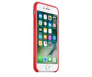 Чехол-накладка для iPhone 7/8/SE - Apple Silicone Case - Product(Red) (MMWN2) - фото 1