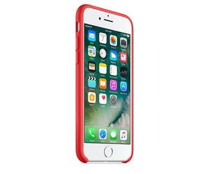 Чехол-накладка для iPhone 7/8 - Apple Silicone Case - Product(Red) (MMWN2) - фото 1