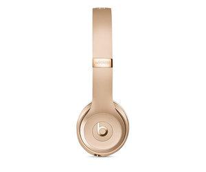 Беспроводные накладные наушники Beats by Dr.Dre Solo 3 Wireless - Gold (MNER2) - фото 2