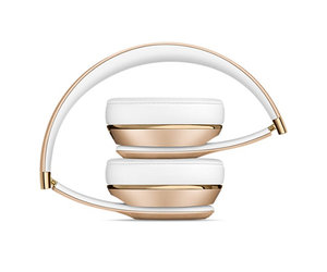 Беспроводные накладные наушники Beats by Dr.Dre Solo 3 Wireless - Gold (MNER2) - фото 4