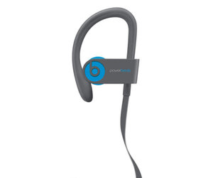 Беспроводные наушники Beats Powerbeats3 Wireless Earphones - Flash Blue (MNLX2) - фото 2