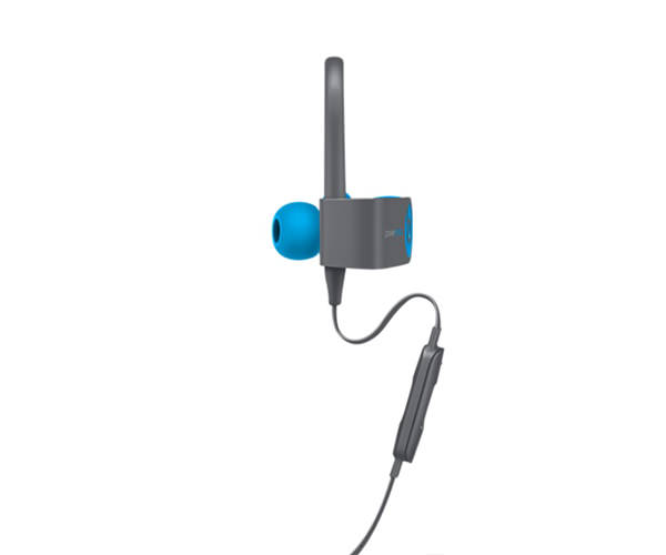 Беспроводные наушники Beats Powerbeats3 Wireless Earphones - Flash Blue (MNLX2)
