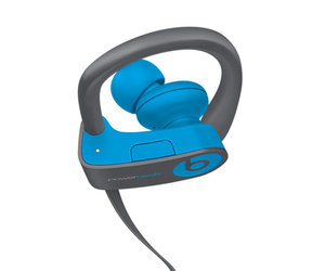 Беспроводные наушники Beats Powerbeats3 Wireless Earphones - Flash Blue (MNLX2) - фото 4