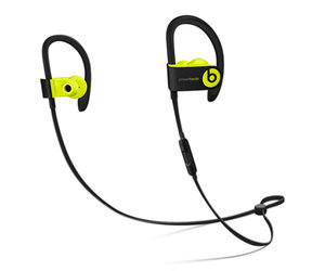 Беспроводные наушники Beats Powerbeats3 Wireless Earphones - Shock Yellow (MNN02)
