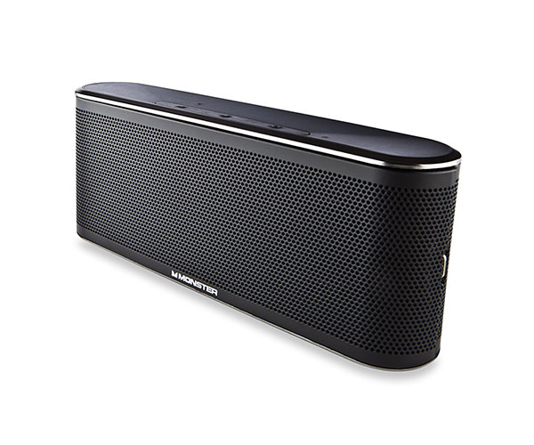 Портативная акустика Monster ClarityHD Micro Bluetooth Speaker - Black (MNS-133257-00)