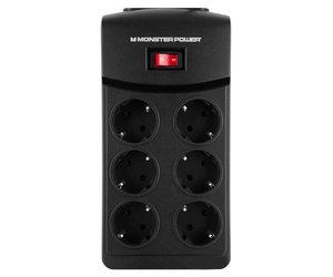 Сетевой фильтр Monster Essentials 600 - 6 розеток (MNO-121851-00)