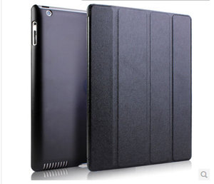 Чехол-книжка для iPad Air/Air 2 - Mooke Mock Case - Black (44135)