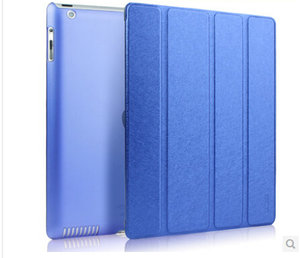 Чехол-книжка для iPad Air/Air 2 - Mooke Mock Case - Blue (44137)