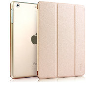 Чехол-книжка для iPad Air/Air 2 - Mooke Mock Case - Gold (44138)