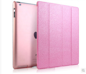 Чехол-книжка для iPad Air/Air 2 - Mooke Mock Case - Pink (44139)