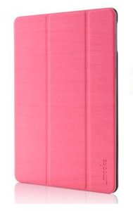 Чехол-книжка для iPad mini 2/3 - Mooke Mock Case - Hot Pink (40712)