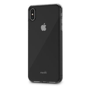 Чехол-накладка для iPhone Xs Max - Moshi Vitros Slim Clear Case - Crystal Clear (99MO103905) - фото 2