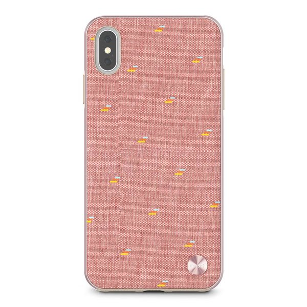 Чехол-накладка Moshi Vesta Slim Hardshell Case Macaron Pink for iPhone XS Max (99MO116302)