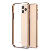 Чехол-накладка Moshi Vitros Slim Clear Case Champagne Gold for iPhone 11 Pro Max (99MO103305)