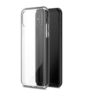 Чехол-накладка Moshi Vitros Slim Stylish Protection Case Crystal Clear for iPhone XS/X (99MO103901)