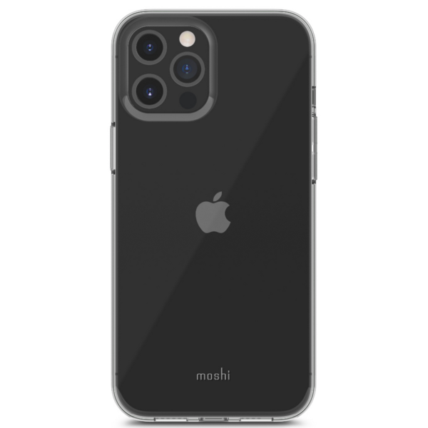 Чехол-накладка для iPhone 12/12 Pro - Moshi Vitros Slim Clear Case Crystal Clear (99MO128902)