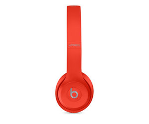 Беспроводные накладные наушники Beats by Dr.Dre Solo 3 Wireless - (PRODUCT)Red (MP162) - фото 2