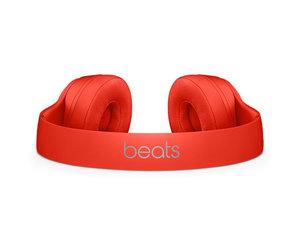 Беспроводные накладные наушники Beats by Dr.Dre Solo 3 Wireless - (PRODUCT)Red (MP162) - фото 4