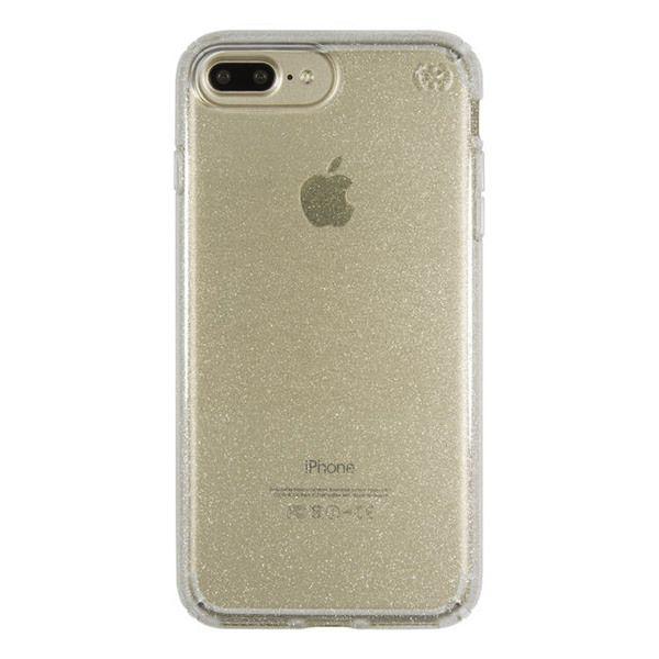 Чехол-накладка для iPhone 7 Plus/8 Plus - Speck Presidio Clear Glitter - Clear (SP-79983-5636)