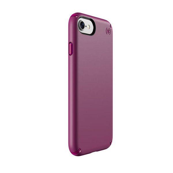 Чехол-накладка для iPhone 7/8/SE - Speck Presidio - Syrah Purple/Magenta Pink (SP-79986-5748)