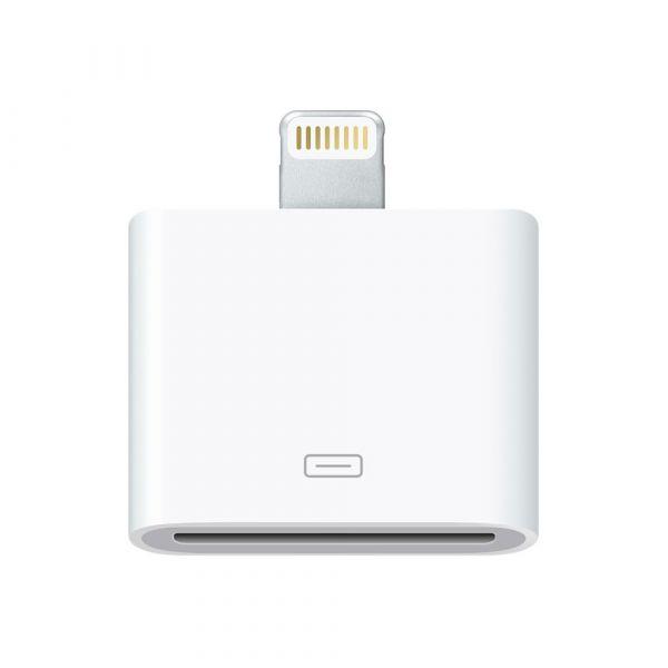 Адаптер Apple Lightning to 30-pin (MD823)