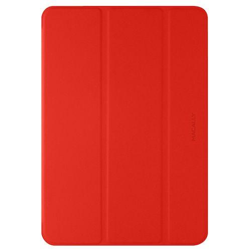 Чехол-подставка для iPad mini 5 (2019) - Macally Protective Case and Stand - Red (BSTANDM5-R)